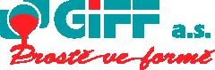 GIFF a.s., prostě ve formě